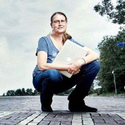 Manon Vrieling - Online beheerder - Wetterskip Fryslân