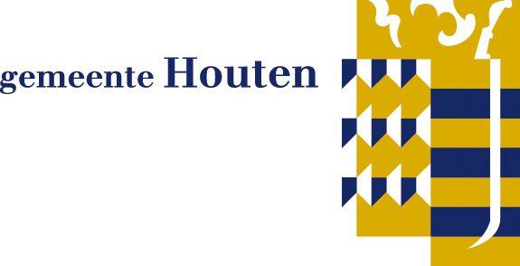 Officiele logo houten